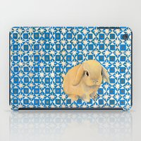 Charlie The Rabbit iPad Case