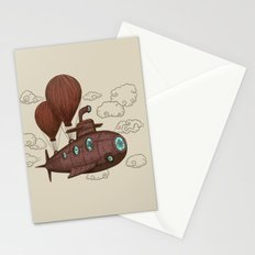 The Fantastic Voyage Stationery Cards