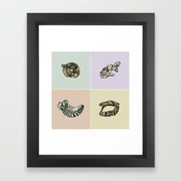 From the Sea Framed Art Print