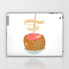 Caramel Apple om nom nom Laptop & iPad Skin