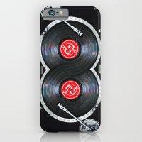 SoloSoyUnPincheDisco iPhone 6 Slim Case