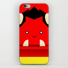 Oni of Hungry Oni iPhone & iPod Skin