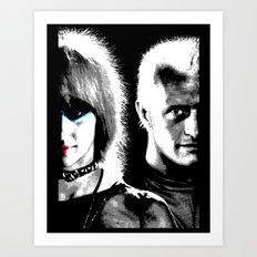 Blade Runner Nexus 6 Art Print