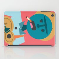 Woody iPad Case
