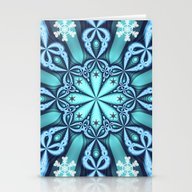 Decorative Winter Design… Stationery Cards
