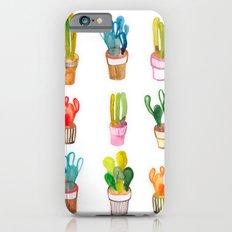 Cactus collection Slim Case iPhone 6s