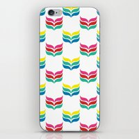 Bright Retro 2 iPhone & iPod Skin