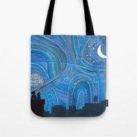 Brooklyn Sky Tote Bag