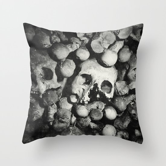 Once Were Warriors XV. Throw Pillow