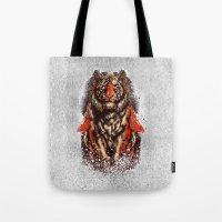 Tiger  Tiger  Tiger Tote Bag