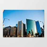 Frankly, Franklin Canvas Print