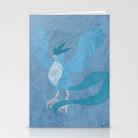 Articuno Stationery Cards