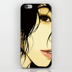 the tale of a girl iPhone & iPod Skin