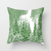 Wald  Throw Pillow