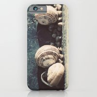 Snail family iPhone 6 Slim Case
