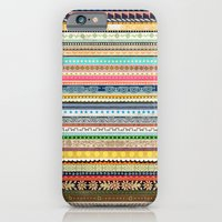 Vintage Handmade Pattern iPhone 6 Slim Case