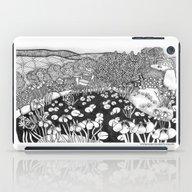 Zentangle Vermont Landsc… iPad Case