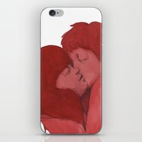Being a Heart  iPhone & iPod Skin