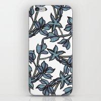 Violets  iPhone & iPod Skin