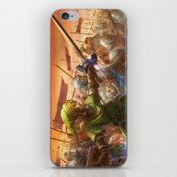 Legendary Battle  iPhone & iPod Skin
