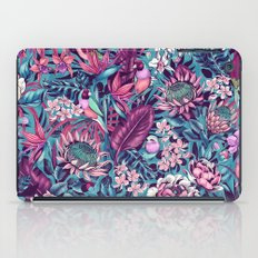 Stand Out! (electric blue) iPad Case