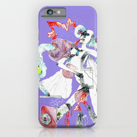 ONLY POSSESSED GIRLS DIDDLE iPhone & iPod Case