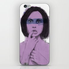 Bereft iPhone & iPod Skin