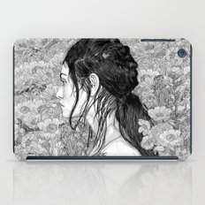 Love is in Beauty and Chaos iPad Case