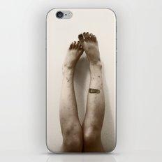 Zombie Legs iPhone & iPod Skin