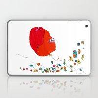 Balloons & Butterflies Laptop & iPad Skin