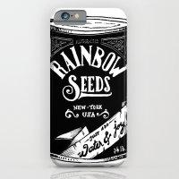 Rainbow Seeds iPhone 6 Slim Case