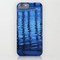 Blue Waves iPhone 6 Slim Case
