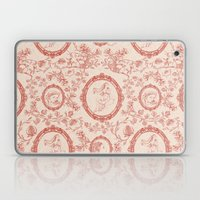 Toile de Jouy (persephone) Laptop & iPad Skin