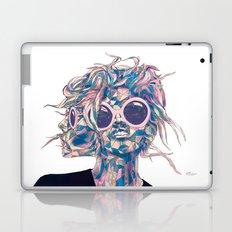 Pastel Light Four Eyes Laptop & iPad Skin
