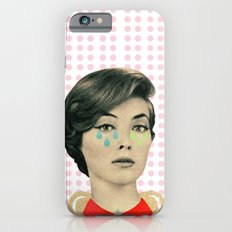 for your information there's an inflammation in my tear gland iPhone 6s Slim Case