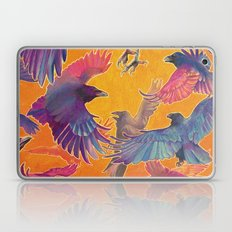 Make Way for the Raven King Laptop & iPad Skin
