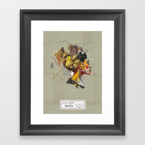 Soul Brother Framed Art Print