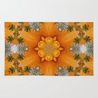 pumpkin ( pattern ) Rug