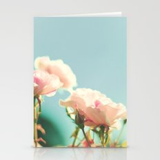 My Silky Roses Stationery Cards