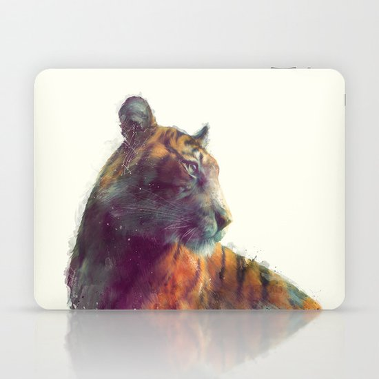 Tiger // Solace Laptop & iPad Skin