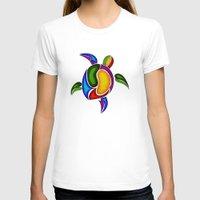 turtle T-shirts featuring Turtle by Aleksandra Mikolajczak