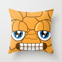Adorable Thing Throw Pillow