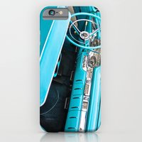 iPhone & iPod Case featuring Timeless Turquoise by Bren