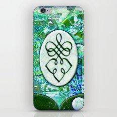 Nicole (#TheAccessoriesSeries) iPhone & iPod Skin