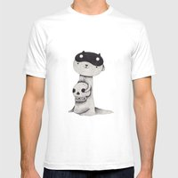 Tomy Mens Fitted Tee White SMALL