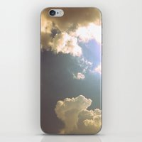 Now That the Rain Is Gone iPhone & iPod Skin
