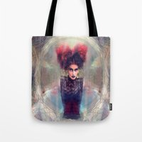 Dark Beauty  Tote Bag