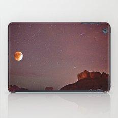 Blood Moon Eclipse over Sedona iPad Case
