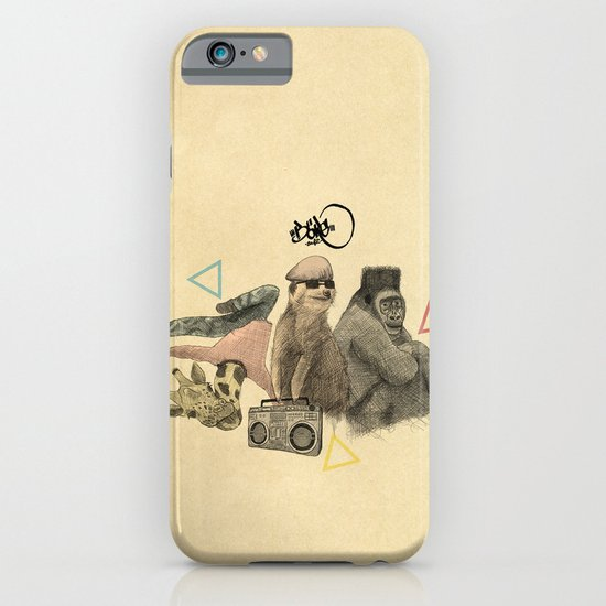 back in the day iPhone & iPod Case