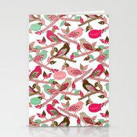 Tweet! Stationery Cards